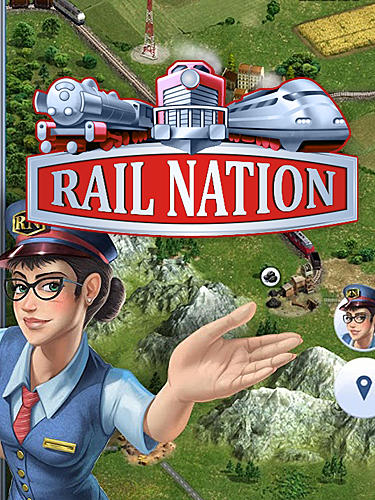 Rail nation captura de tela 1