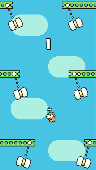 Swing copters für Android