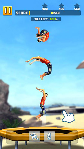Flip bounce Screenshot