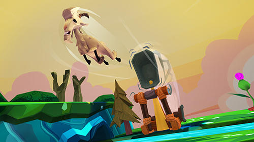 Danger goat screenshots