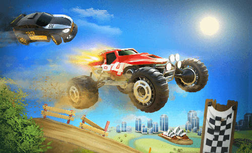 Fearless wheels for Android