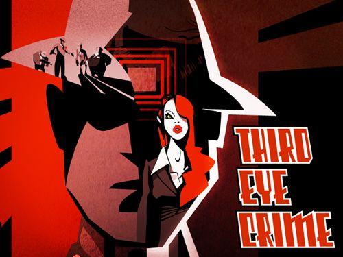logo Drittes Auge: Verbrechen