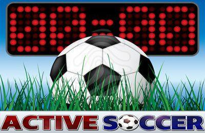 логотип Симулятор футбола