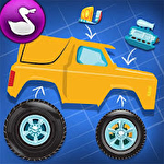 Build a truck by Duck duck moose icono