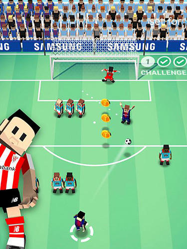 Tiny striker La Liga 2018 für Android