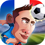 Euro 2016. Head soccer: France 2016 Symbol