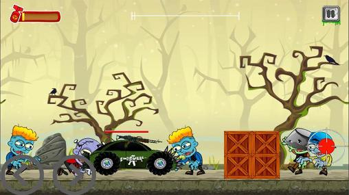 Zombie attack 2 für Android