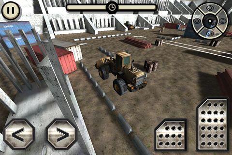 Baustellen Truck: Simulator für iPhone