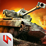 Final assault tank blitz: Armed tank games icono