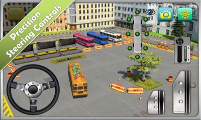 Bus Parking Simulator 3D screenshot 4