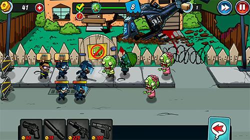SWAT and zombies: Season 2 screenshot 2