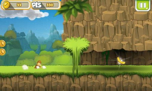 Banana island: Bobo's epic tale pour Android