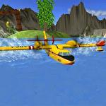 Airplane flight simulator RC Symbol