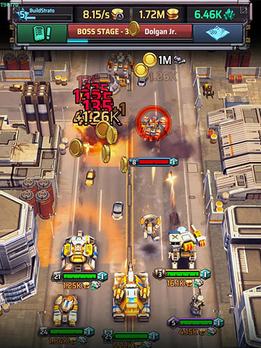 Idle war: Heroes para Android