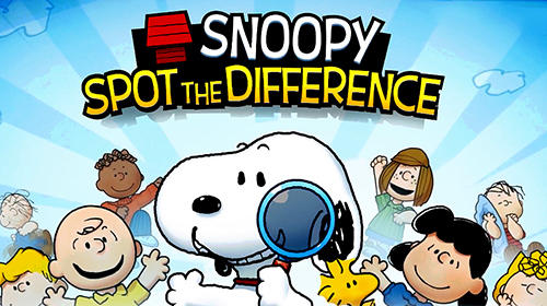Snoopy spot the difference captura de pantalla 1