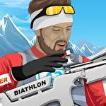 Biathlon mania Symbol