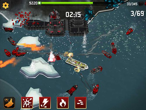 Forteresse: Destroyer en russe