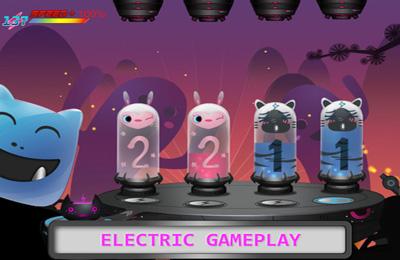 Аркады игры: скачать Disco Kitten на телефон