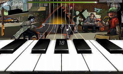 Juegos de arcade Frederic Resurrection of Music para teléfono inteligente