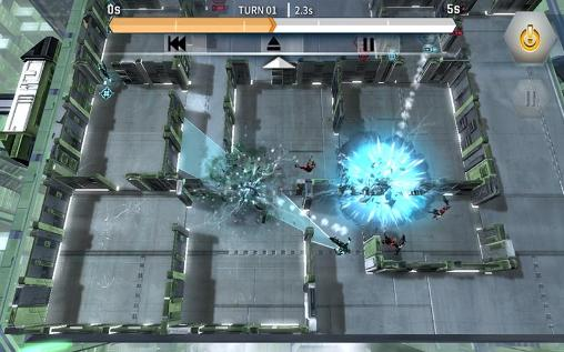 Strategy games Frozen synapse: Prime for smartphone