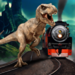 Иконка Train simulator: Dinosaur park