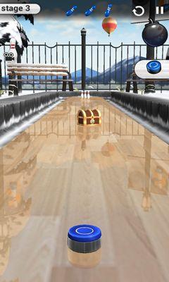 Bowling-Spiele iShuffle Bowling 2 auf Deutsch