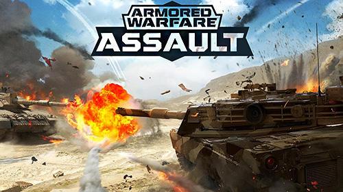Armored warfare: Assault screenshot 1