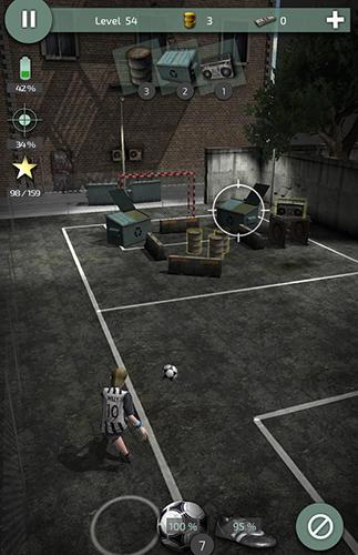 Willy the striker: Soccer Screenshot