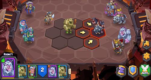 Strategie RPG Tactical monsters auf Deutsch
