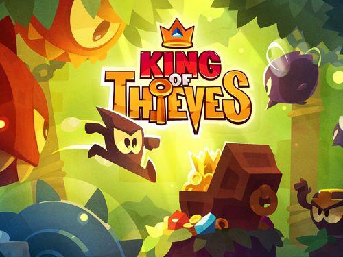 логотип Король воров