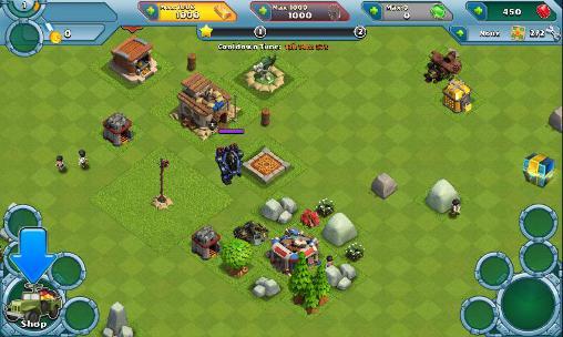 Онлайн игры: скачать Battle glory 2на телефон