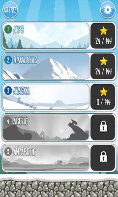 Break The Ice - Snow World für Android