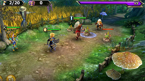 Guardians of throne für Android