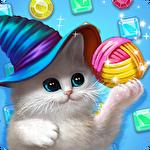 Cute cats: Magic adventure Symbol
