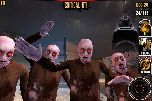 Awake Zombie: Höllentor Plus für iPhone
