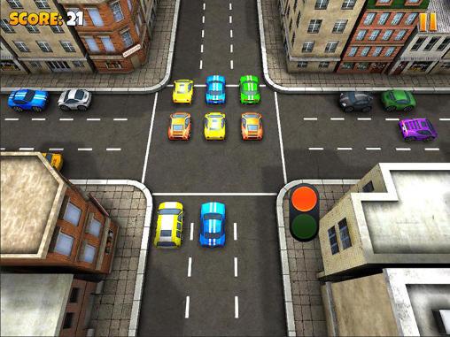 Road crisis auf Deutsch