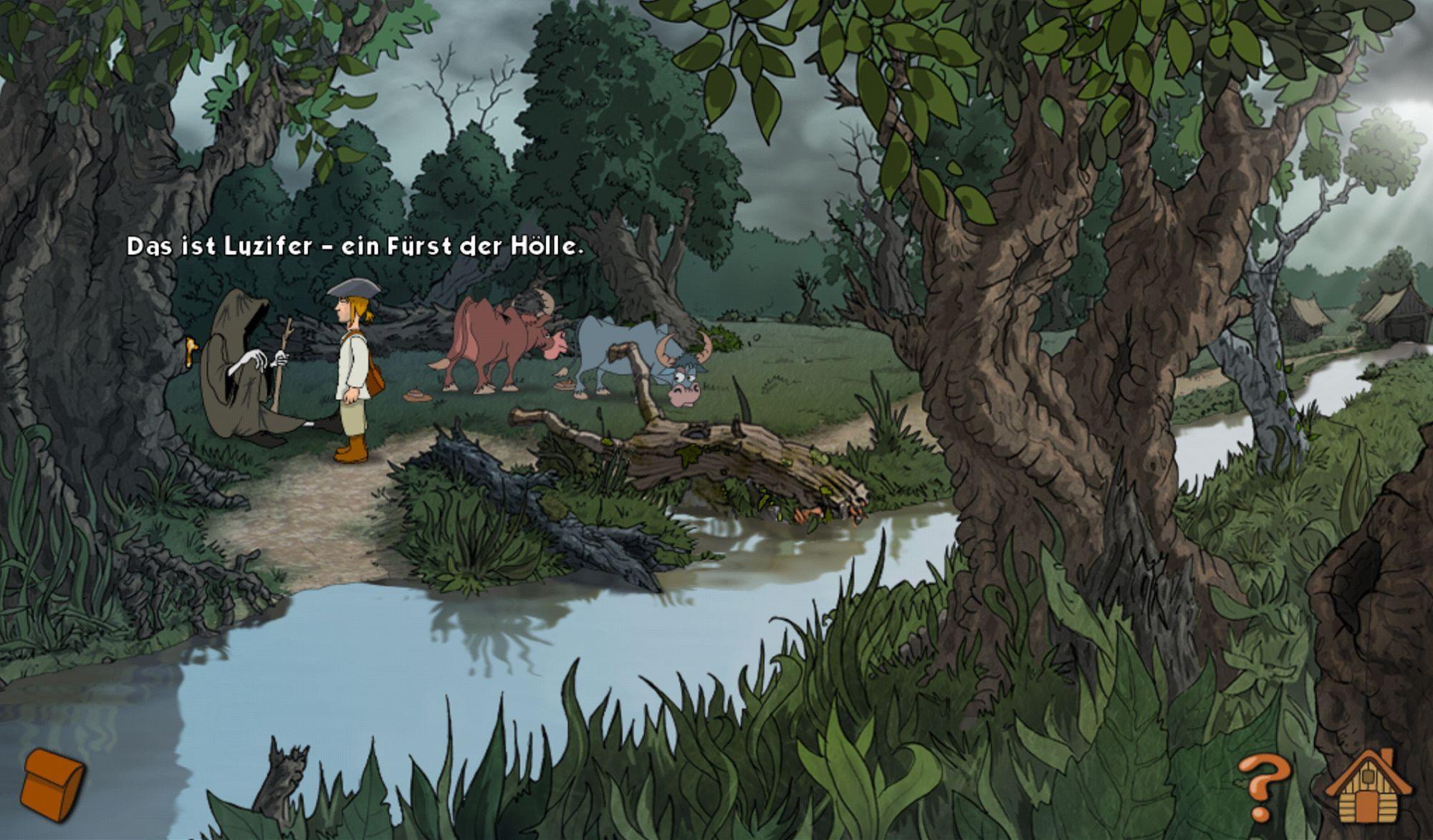 Krabat screenshot 1