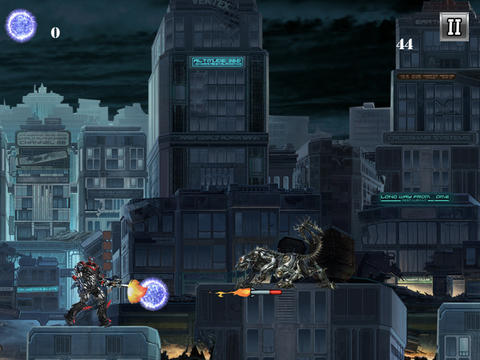 Mega Robot Attack for iPhone for free