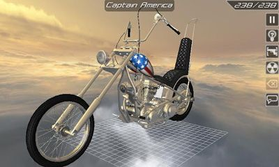 Simulation games Bike Disassembly 3D for smartphone