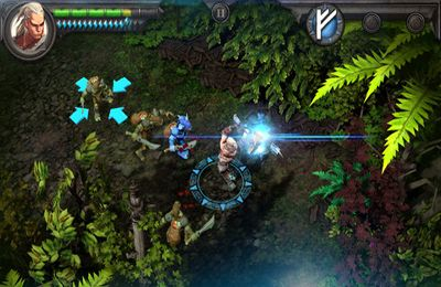 Screenshot Wraithborne auf dem iPhone