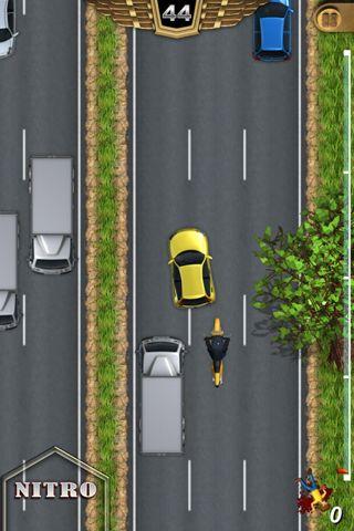 Ярость автострады на русском языке