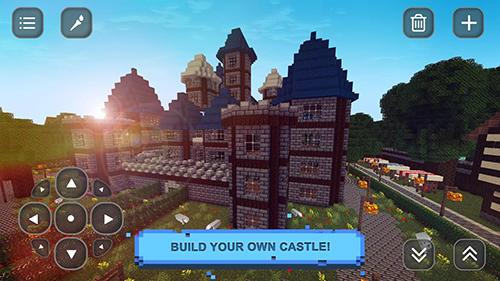 Medieval craft exploration 3D für Android