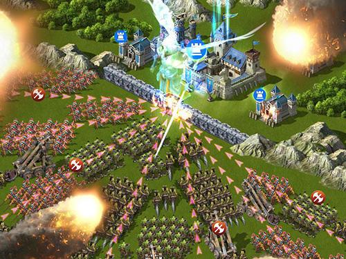 Aegis: Magic defender für Android