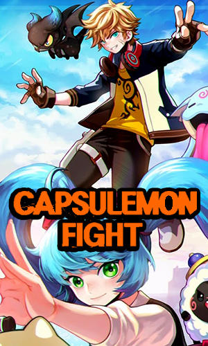Capsulemon fight Screenshot