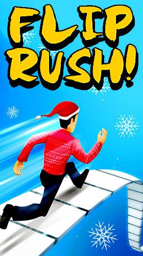 Flip rush! Screenshot