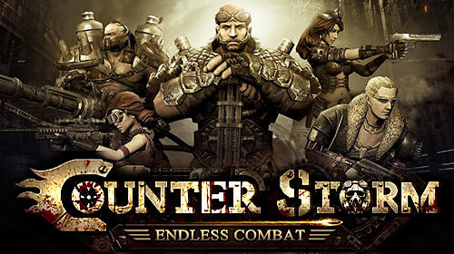 Counter storm: Endless combat Screenshot