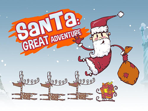 Santa: Great adventure icon