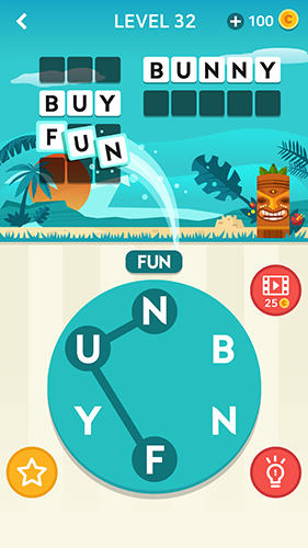 Word tower: World trip for Android