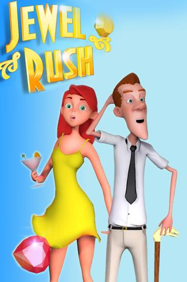Jewel rush: Match color Screenshot