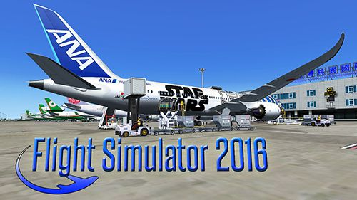 logo Flugsimulator 2016